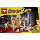 LEGO Mummy Museum Mystery Set 75900 Instructions