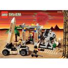 LEGO Mummy's Tomb Set 5958 Instructions