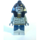 LEGO Mummy Warrior with Black Headdress Minifigure