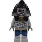 LEGO Mummy Warrior with Black Headdress Minifigure