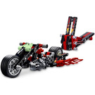 LEGO Muscle Slammer Bike Set 8645