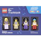 LEGO Musicians minifigure collection (5004421)