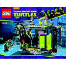 LEGO Mutation Chamber Unleashed Set 79119 Instructions