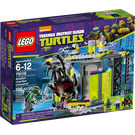LEGO Mutation Chamber Unleashed Set 79119 Packaging