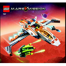 LEGO MX-41 Switch Fighter Set 7647 Instructions
