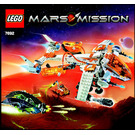 LEGO MX-71 Recon Dropship  Set 7692 Instructions