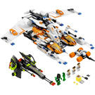 LEGO MX-81 Hypersonic Operations Aircraft Set 7644