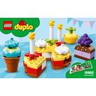 LEGO My First Celebration Set 10862 Instructions