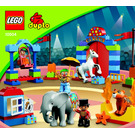 LEGO My First Circus Set 10504 Instructions