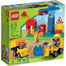 LEGO My First Construction Site Set 10518 Packaging