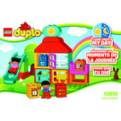 LEGO My First Playhouse Set 10616 Instructions