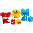LEGO My First Puzzle Pets Set 10858