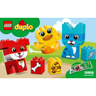 LEGO My First Puzzle Pets Set 10858 Instructions