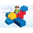 LEGO My First Quatro Figure Set 5470
