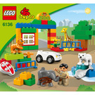 LEGO My First Zoo Set 6136 Instructions