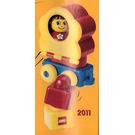 LEGO My Home Stack 'n' Learn Set 2011-1