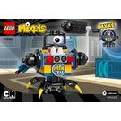 LEGO Myke Set 41580 Instructions