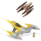 LEGO Naboo N-1 Starfighter avec Vulture Droid 7660