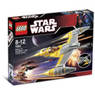 LEGO Naboo N-1 Starfighter with Vulture Droid Set 7660 Packaging