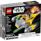LEGO Naboo Starfighter Microfighter Set 75223 Packaging