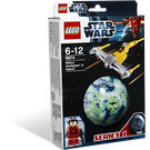 LEGO Naboo Starfighter & Naboo Set 9674 Packaging