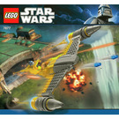LEGO Naboo Starfighter Set 7877 Instructions