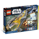 LEGO Naboo Starfighter Set 7877 Packaging
