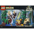 LEGO Naboo Swamp Set 7121