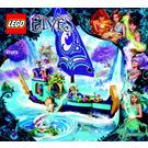 LEGO Naida's Epic Adventure Ship Set 41073 Instructions