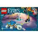 LEGO Naida & The Water Turtle Ambush Set 41191 Instructions