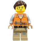 LEGO Nanna Minifigure