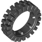 LEGO Narrow Tire 24 x 7 with Ridges Inside (3483)