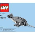 LEGO Narwhal Set 40239