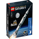 LEGO NASA Apollo Saturn V Set 21309 Packaging