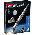 LEGO NASA Apollo Saturn V Set 92176 Packaging