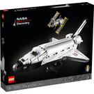 LEGO NASA Space Shuttle Discovery Set 10283 Packaging