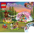 LEGO Nature Glamping Set 41392 Instructions
