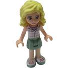 LEGO Naya with Sand Green Skirt Minifigure