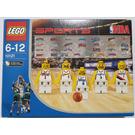 LEGO NBA Basketball Teams Set 10121 Packaging