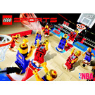 LEGO NBA Challenge Set 3432 Instructions