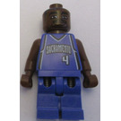 LEGO NBA Chris Webber, Sacramento Kings Minifigure #4