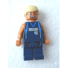 LEGO NBA Dirk Nowitzki, Dallas Mavericks #41 Minifigure