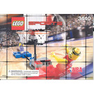 LEGO NBA Jam Session Co-Pack Set 3440 Instructions