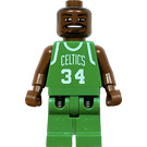 LEGO NBA Paul Pierce, Boston Celtics Minifigure #34