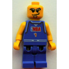 LEGO NBA player, Number 1 Minifigure