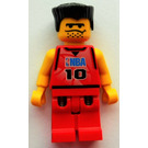 LEGO NBA player, Number 10 Minifigure