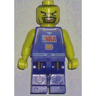 LEGO NBA player, Number 3 Minifigure