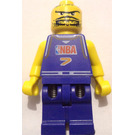 LEGO NBA player, Number 7 Minifigure