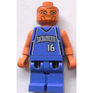 LEGO NBA Predrag Stojakovic, Sacramento Minifigure #16