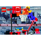 LEGO NBA Slam Dunk Set 3427 Instructions